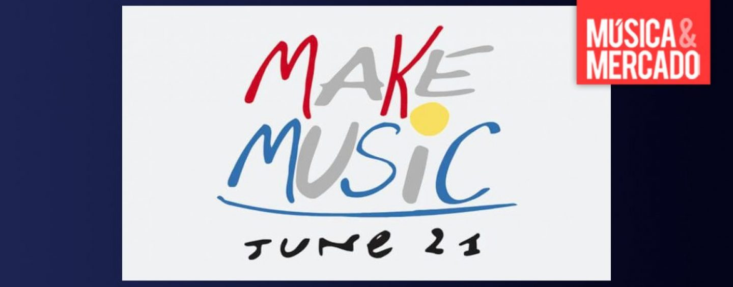 Make Music Day será online en 2020
