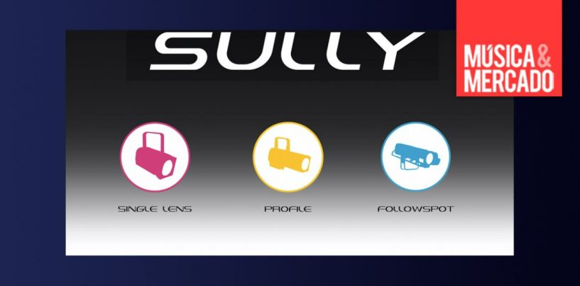 Robert Juliat presenta familia Sully de aparatos LED
