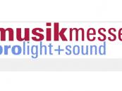 Musikmesse y Prolight + Sound con 101.200 visitantes