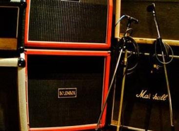 Amplificadores de guitarra: suban el volumen