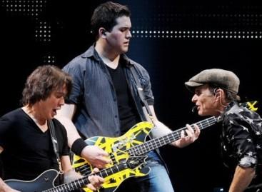 Wolfgang Van Halen entra al hall de artistas D'Addario