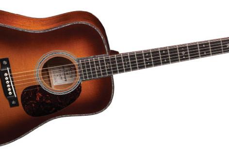 D-42 Sinker Mahogany de Martin Guitar