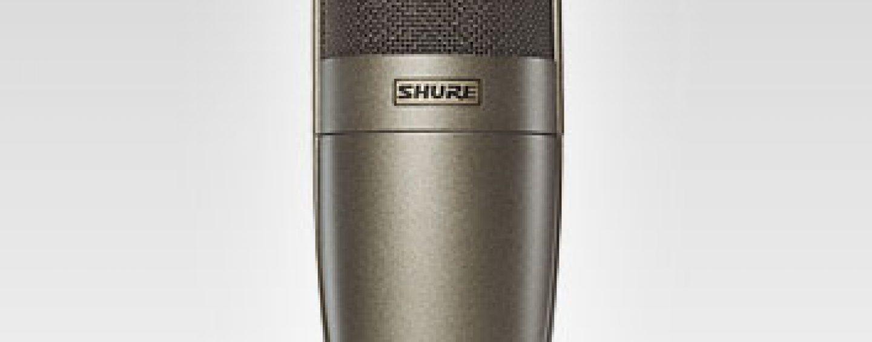Utilizan el micrófono KSM42 Shure en el estudio móvil de la Unique Squared