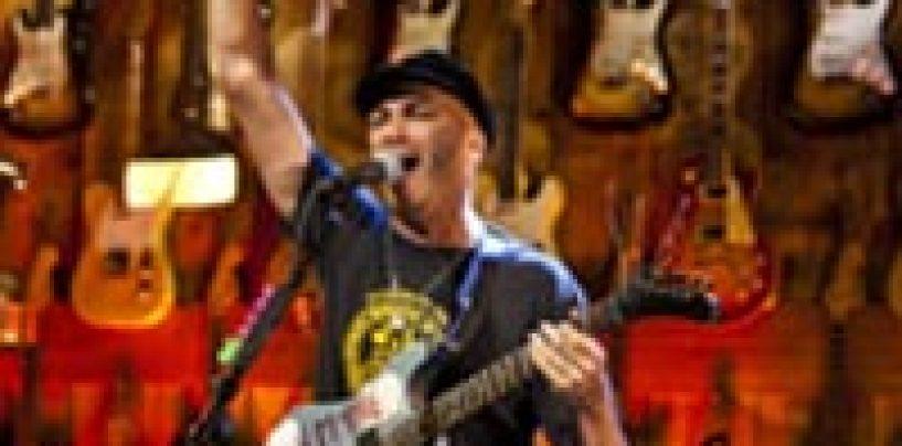 Micrófonos Shure en el programa Guitar Center Sessions