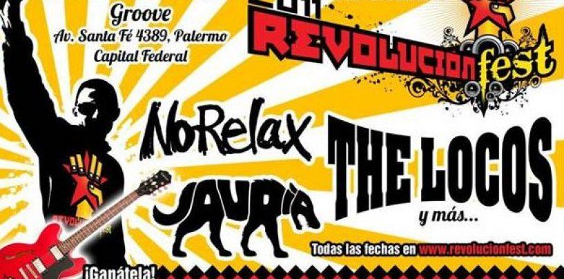 Patrocina Gibson el Revolución Fest