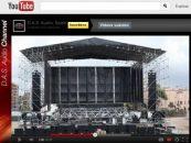 D.A.S en youtube con montajes de sistemas de sonido