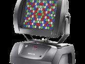 Proyector LED de alta potencia DELTA 8 B RGBW 144 de D.T.S.