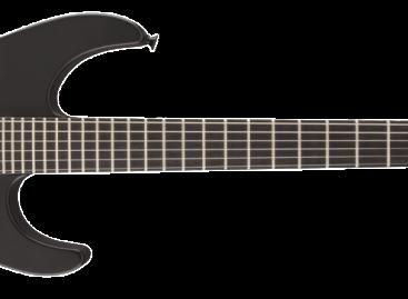 Jackson lanza la guitarra edición especial PC1 Ebony
