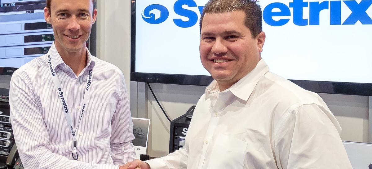Symetrix anuncia a PRO AVLS como representante de ventas para América Latina