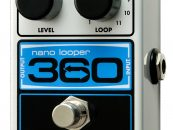 Electro-Harmonix presenta el nuevo pedal Nano Looper 360