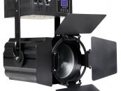 PR Lighting presentó la luminaria LED Studio 3205D