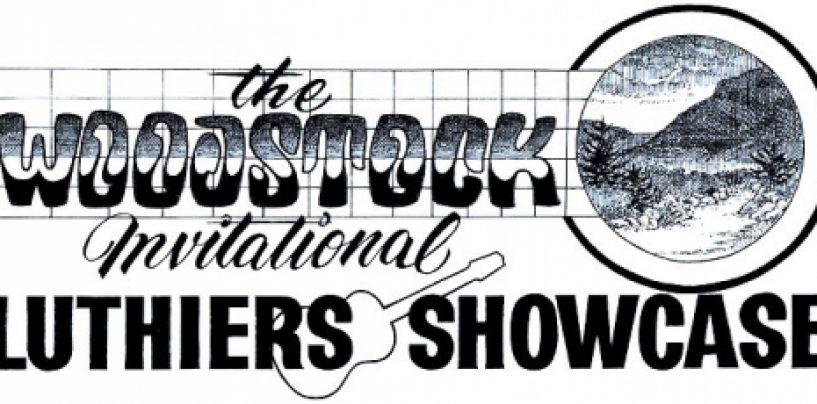 Fishman patrocina el Woodstock Invitational Luthiers Showcase 2014