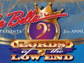 La Bella Strings presenta la 2da edición de Lords of the Low End en la Ciudad de Nueva York