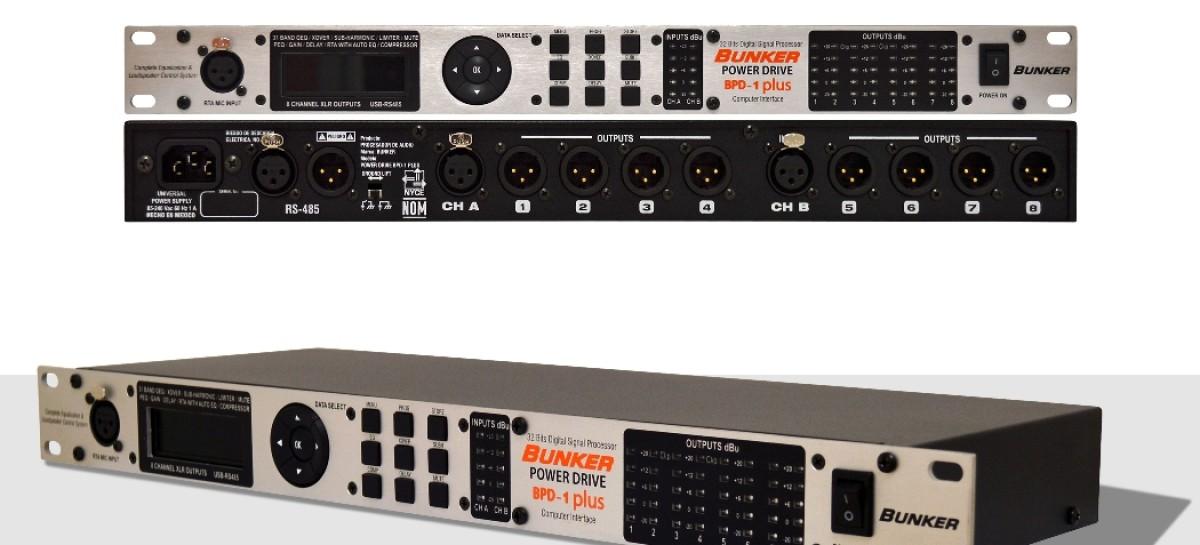 Bunker Audio cuenta con dos nuevos productos