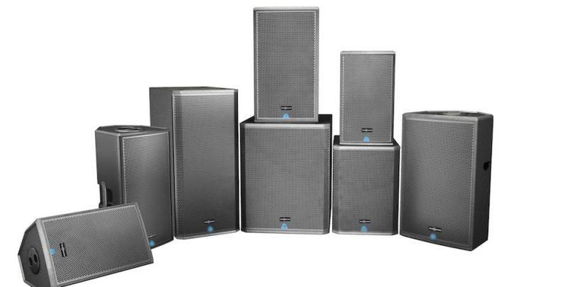 Nueva serie TS de altavoces activos de Audiocenter