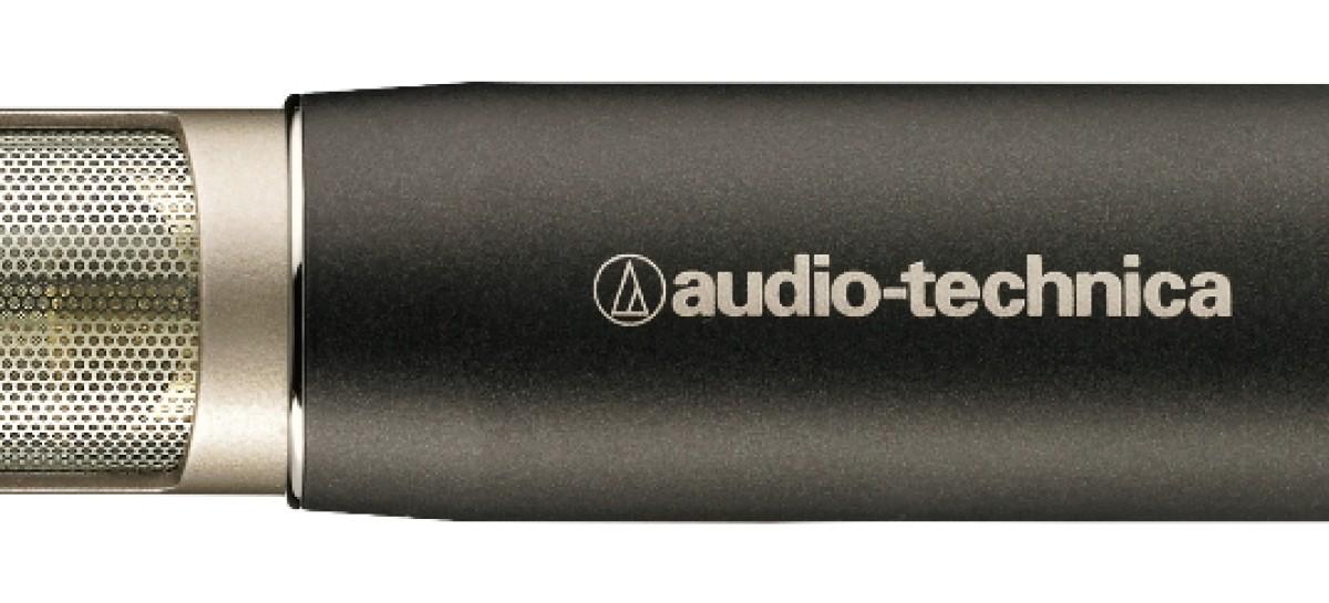 Audio-Technica presenta el nuevo micrófono de condensador cardioide AT5045