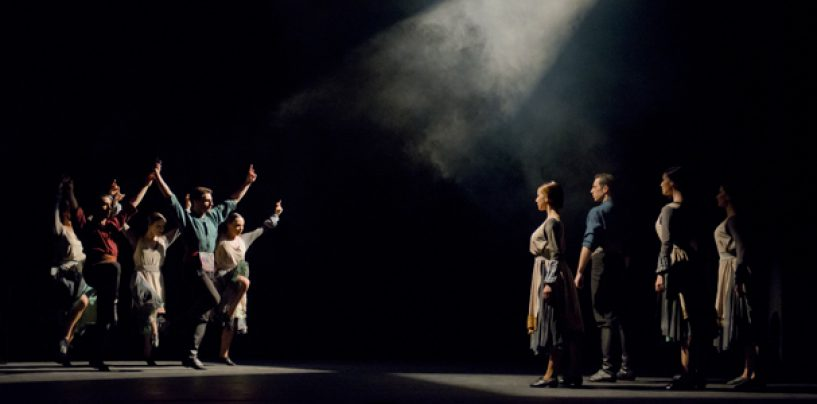 El flamenco español se ilumina con Source Four LED de ETC