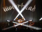 La consola Sapphire Touch de Avolites rockea con Motörhead