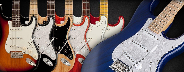 Las guitarras LTD ya están en Guatemala con Music Pro