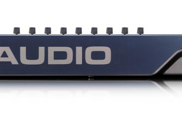 Ya se encuentran disponibles los teclados de la nueva serie Oxygen de M-Audio