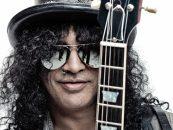 Slash recibirá Premio Les Paul en NAMM 2015