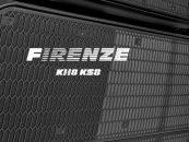 K-array lanza la nueva generación de altavoces line array FIRENZE para giras