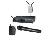 System 10 PRO el nuevo sistema inalámbrico digital para montaje en bastidor de Audio-Technica