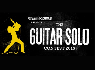 Guitar Solo Contest 2015 de JamTrackCentral ofrece premios de EMG y D'Addario