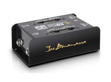 El PDI03JB es el nuevo simulador de altavoz Joe Bonamassa Signature de Palmer