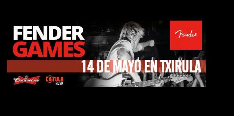 Txirula le invita a los Fender Games