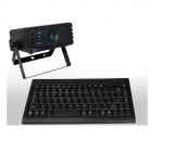 EL-200G KeyTEX de Laserworld le permite crear proyecciones de textos y patrones láser