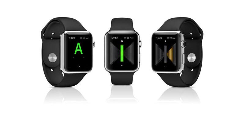 IK Multimedia lanza la aplicación UltraTuner para Apple Watch