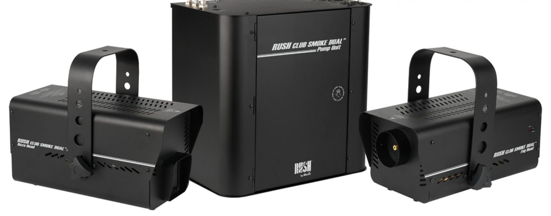 Ya está disponible el RUSH Club Smoke Dual de Martin Professional