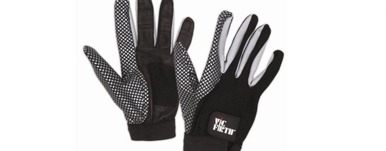 VicGloves: Los guantes para bateristas de Vic Firth
