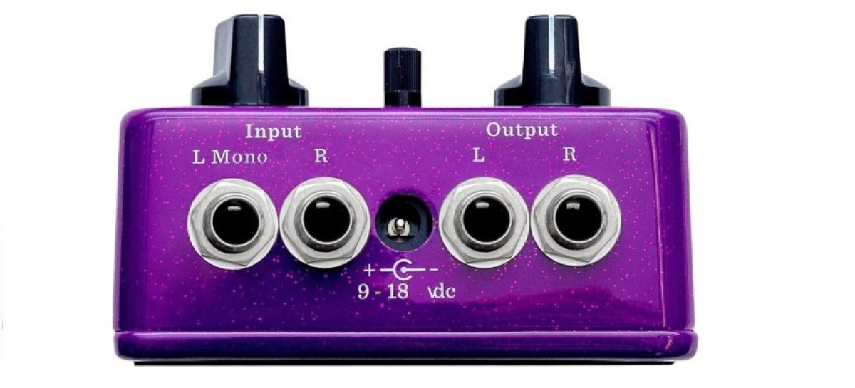 Seymour Duncan ahora trae el nuevo pedal Shapeshifter Stereo Tremolo