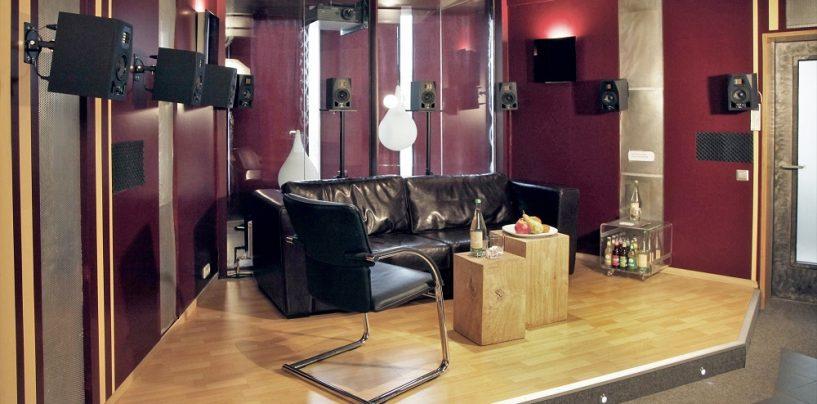 ADAM Audio equipa salas de control en Primetime Studio