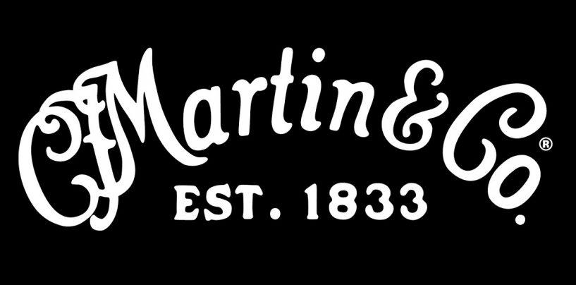 Nuevas guitarras y rebranding de cuerdas para Martin Guitar