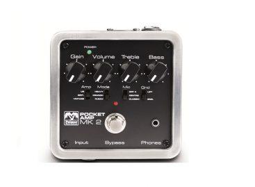 Nuevo amplificador Pocket Amp MK 2 de Palmer