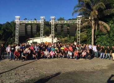 Un paseo por los seminarios de D.A.S. Audio en Colombia