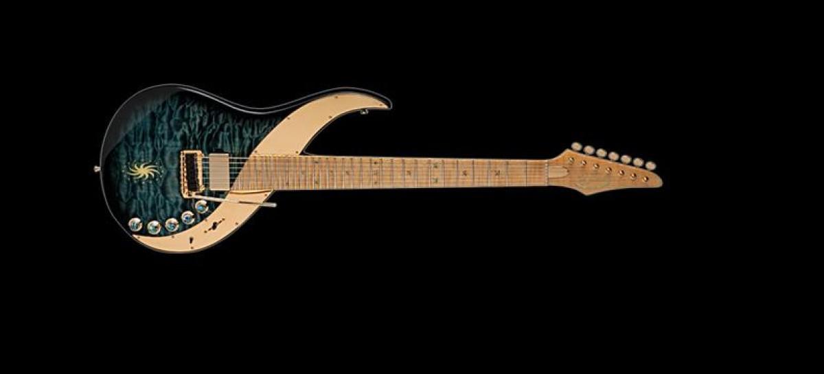 Dean USA presenta la guitarra Sky de Uli Jon Roth