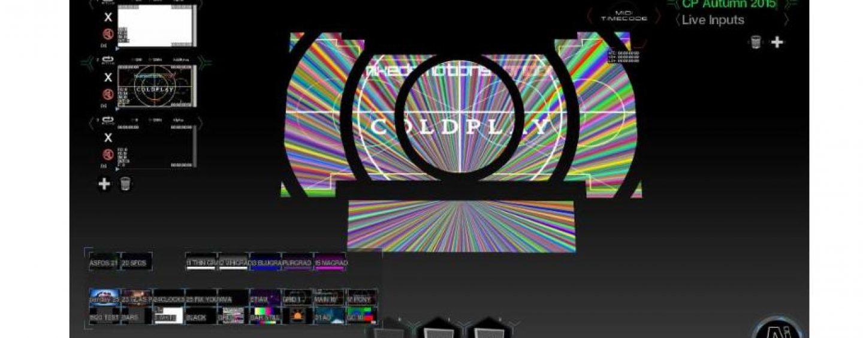 Servidores Ai S4 de Avolites presentaron nuevos visuales para Coldplay