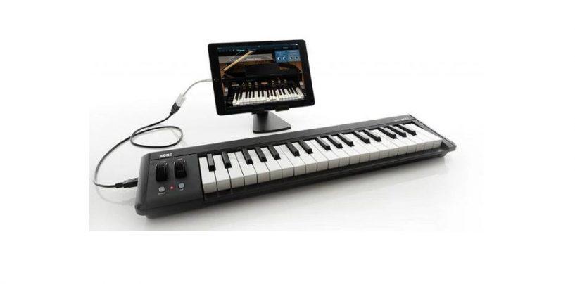 Korg trae el nuevo teclado MIDI microKEY Air