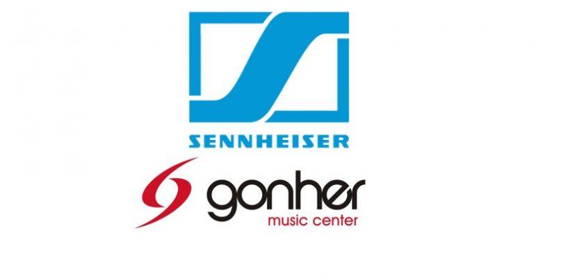 Gonher es el nuevo distribuidor de Sennheiser en México