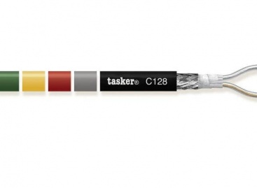 El cable para micrófono C128 de Tasker, ahora con nuevas aplicaciones