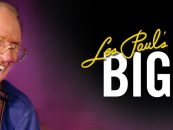 NAMM: ¿Está listo para la Les Paul's Big Sound Experience?