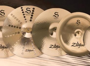 Zildjian S Family, la nueva familia de platillos