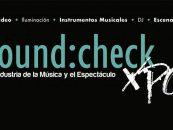 Marzo será el mes de Sound:check Xpo 2016