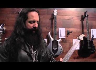 JP16 la última adición a la John Petrucci Signature de Ernie Ball