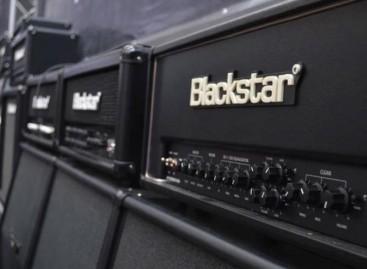 Amplificadores Blackstar: entrevista con Ian Robinson