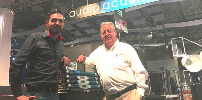 Powersoft cuenta con Audio Acústica como su distribuidor en México